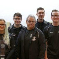 SV Klein-Welzheim gewinnt souverän Hessenliga Luftpistole