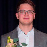 Nachwuchssportler des Jahres: Florian Peter auf Platz 2
